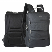 Rucsac Herlitz doua compartimente si suport de Laptop, Explore the World