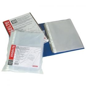 File protectie document A4 100 buc/set 38 microni Esselte