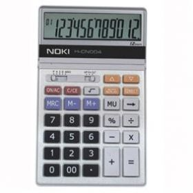 Calculator de birou, 12 digiti Noki HCN004