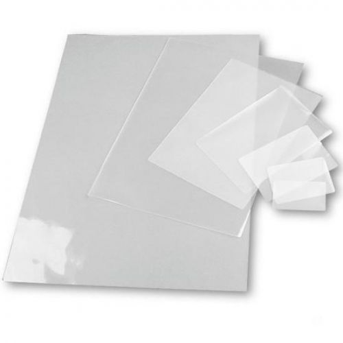 Folie laminare  80X111 mm, 125 microni, 100 100 coli/top