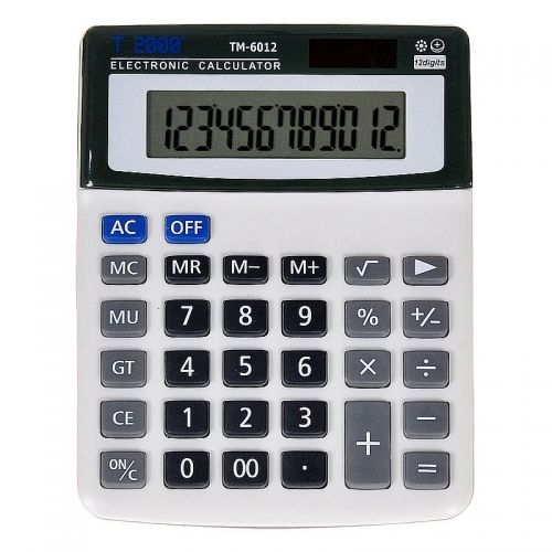 Calculator birou 12 digiti T 2000