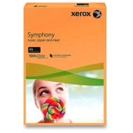 Hartie colorata A4 80 gr/mp 500 coli/top Xerox Symphony culori intense