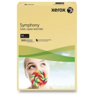 Carton colorat A4 160 gr/mp 250 coli/top Xerox Symphony culori pastel