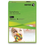 Carton colorat A4 160 g. 250 coli/top Xerox Symphony culori intense
