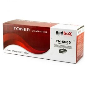 Toner compatibil Redbox TN6300/TN6600G 6K Brother DCP-1200