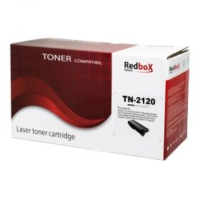 Toner compatibil Redbox TN2120RD 2,6K Brother HL-2140