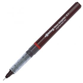 Liner graphic Rotring Tikky 0.1 mm