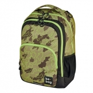 Rucsac ergonomic Herlitz Be.Bag, be.ready, Abstract Camouflage