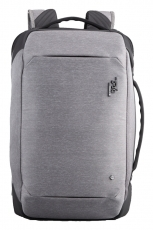 Rucsac Herlitz BaGz Office ultra-slim gri